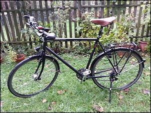 Biete Trekkingrad Vsf Fahrradmanufaktur T 700 Gut Ausgestattet