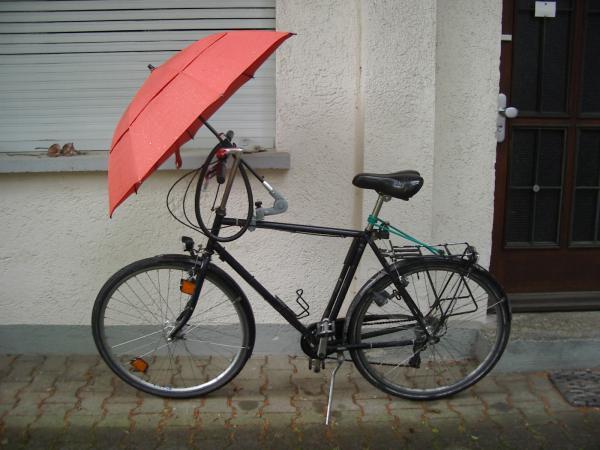 neuer regenschutz kapuzenschirm seite 2 fahrrad. Black Bedroom Furniture Sets. Home Design Ideas