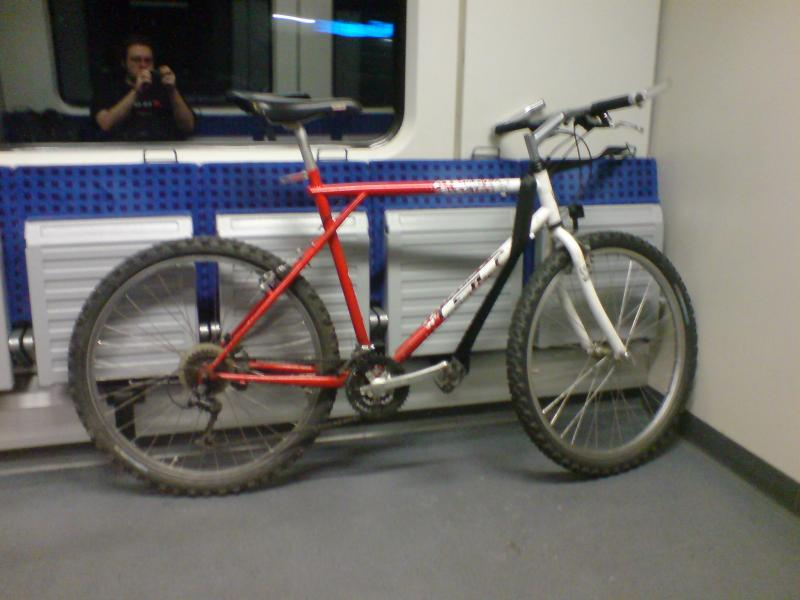 GT Stahlrahmen - Fahrrad: Radforum.de