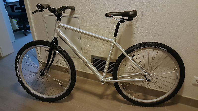 Suche noch Teile fr meinen Singlespeeder [Archiv] - Bikeboard